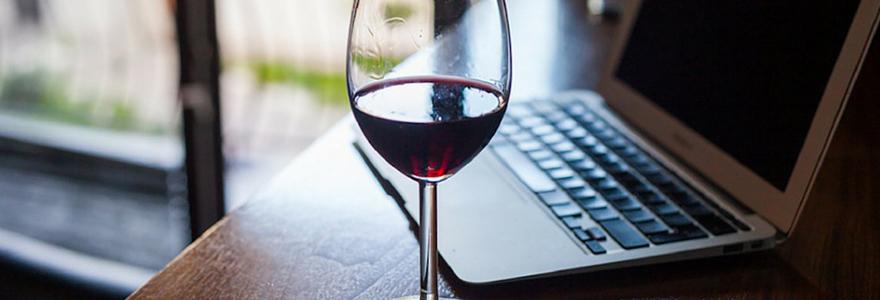 Achat de vin en ligne