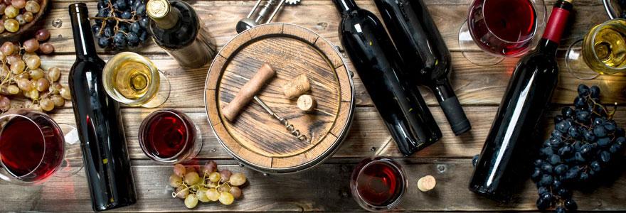 Participer à des dégustations de vins